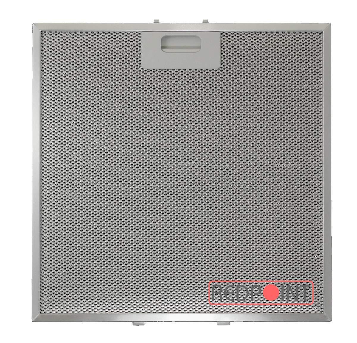 Filtro de aluminio para campanas Elica, 320 x 320 x 9 mm: Amazon.es: Hogar