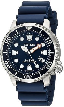 dcf4670d6a シチズン Citizen Men's BN0151-09L Promaster Diver Analog Display Japanese  Quartz Blue Watch 男性 メンズ