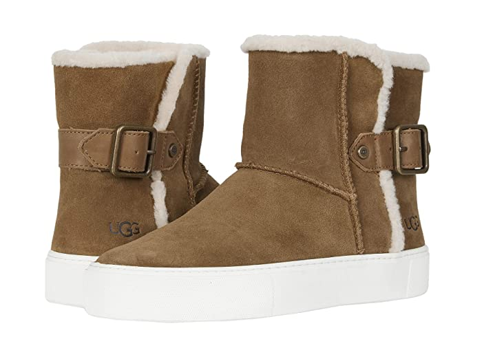 UGG  Aika (Chestnut) Womens Shoes
