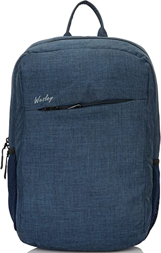 Wesley Milestone 15.6 inch 25 L Casual Waterproof Laptop Backpack/Office Bag/School Bag/College Bag/Business Bag/Unis...