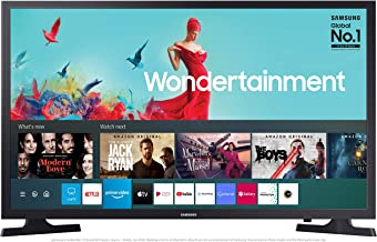 Samsung 80 Cm 32 Inches Wondertainment Series HD Ready LED Smart TV UA32TE40AAKXXL Titan Gray 2020 Model
