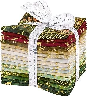 Lunn Studios Artisan Batiks Northwoods 8 Forest 16 Fat Quarters Robert Kaufman Fabrics FQ-1510-16