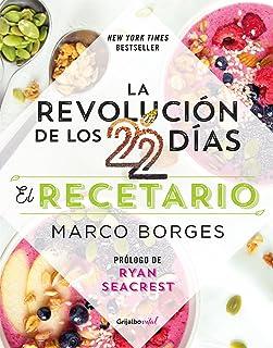 La revolución de los 22 días. El recetario (Colección Vit