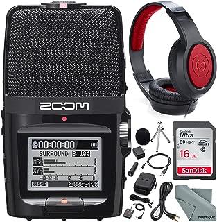 Best zoom h4n external mic jack Reviews