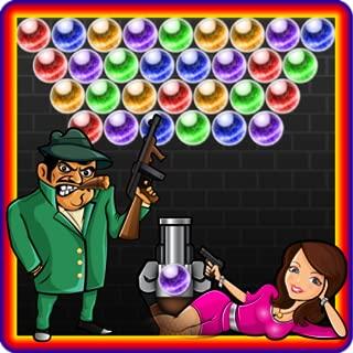 Mafia Bubble Shooter