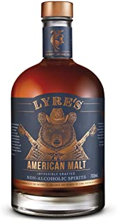 Lyre's American Malt Non-Alcoholic Spirit - Bourbon Style 70cl