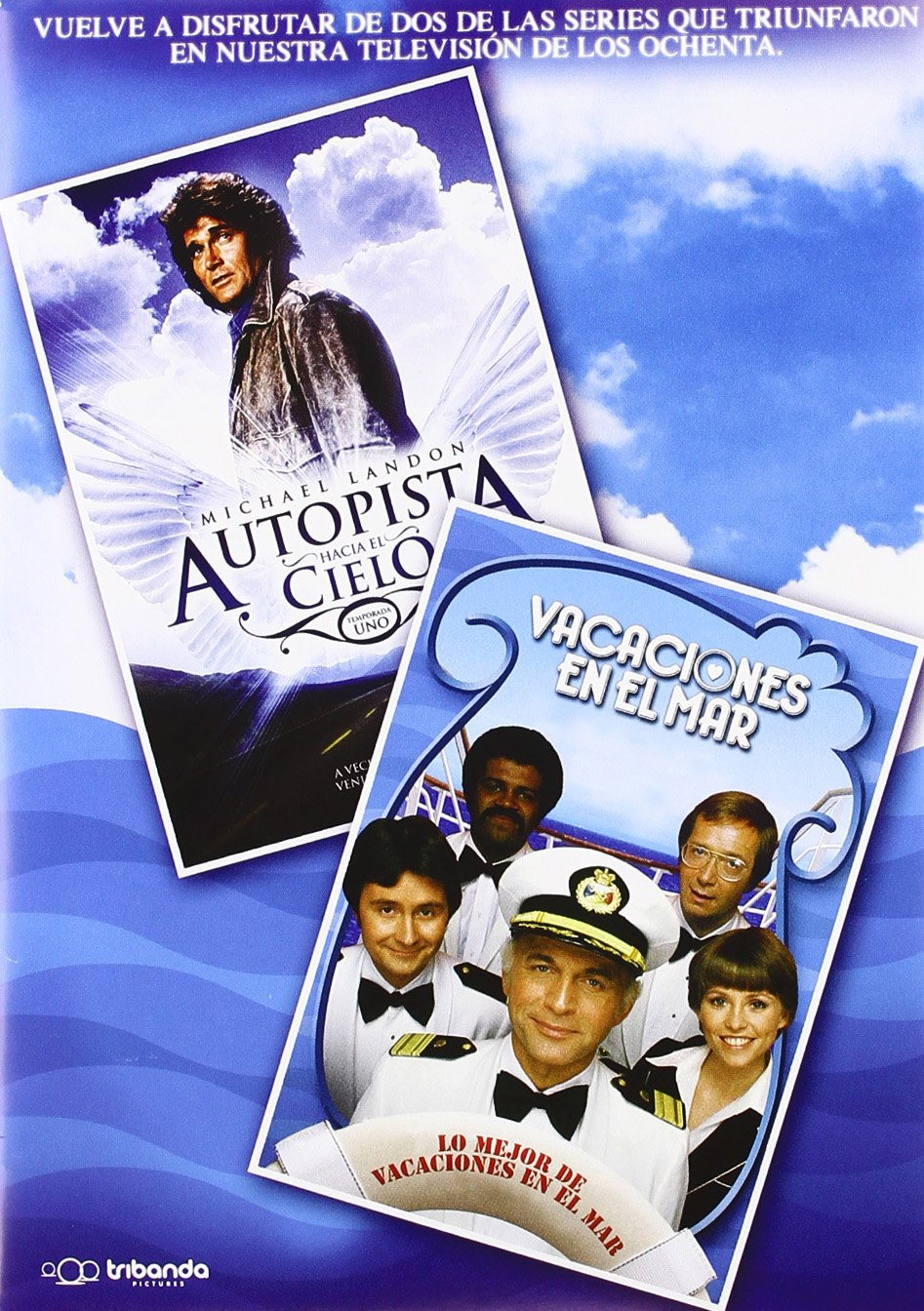 Pack Vacaciones En El Mar + Autopista En El Cielo - Temporada 1 [DVD]