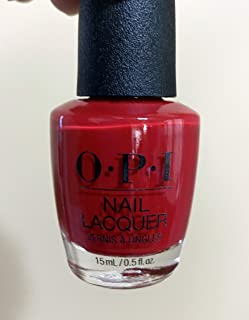 The Thrill of Brazil Nail Lacquer