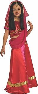 Rubie's Bollywood Princess Costume, Child's Large