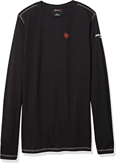 Men's Flame Resistant Polartec Powerdry Long Sleeve...