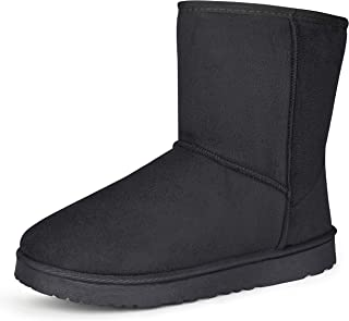 Women's Classic Winter Snow Short Boots Waterproof