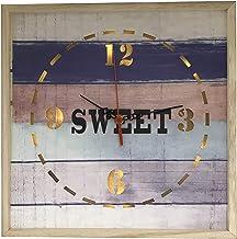Creative Motion 22407-4 Wall Clock, Multi/Color