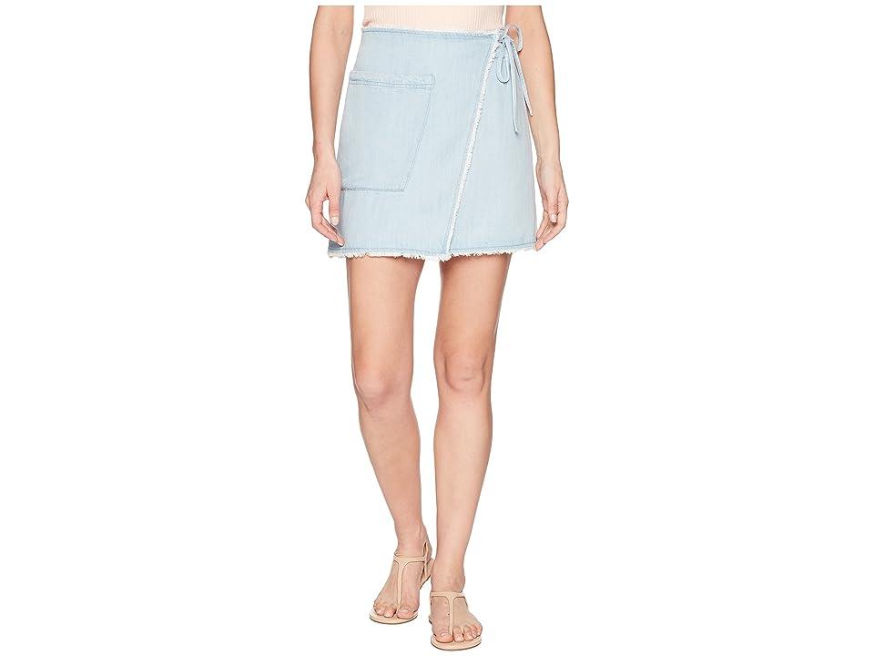 Splendid Wrap Skirt (Polar) Women