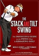 Best stack and tilt golf book Reviews