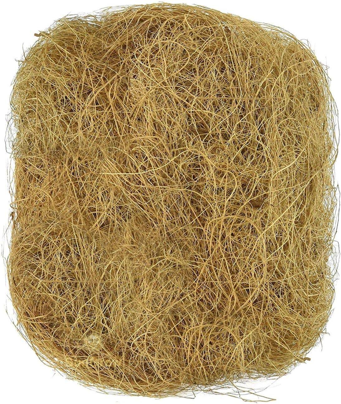 shop SunGrow 5 oz. Coconut Fiber Comfortable Small Brand new for Bedding Birds