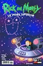 RICK & MORTY LIL POOPY SUPERSTAR #4 (OF 5)