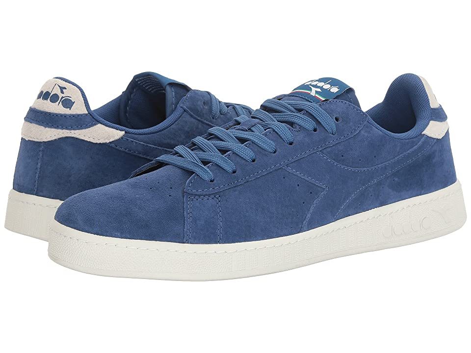 Diadora Game Low S (Saltire Navy) Athletic Shoes