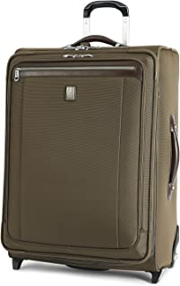 Travelpro PlatinumMagna2 Expandable Rollaboard Suiter Suitcase, 26-in., Olive