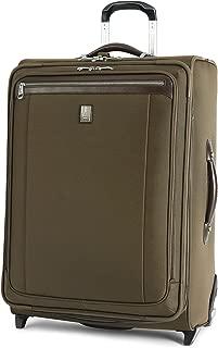 Platinum Magna 2 Expandable Rollaboard Suiter Suitcase, 26-in., Olive