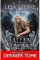Quatrième année: Fallen Academy, T4 Format Kindle