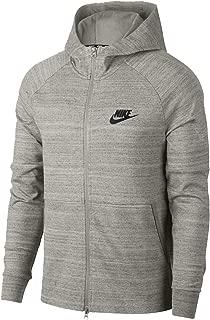 Nike Mens AV15 Full Zip Knit Hoodie