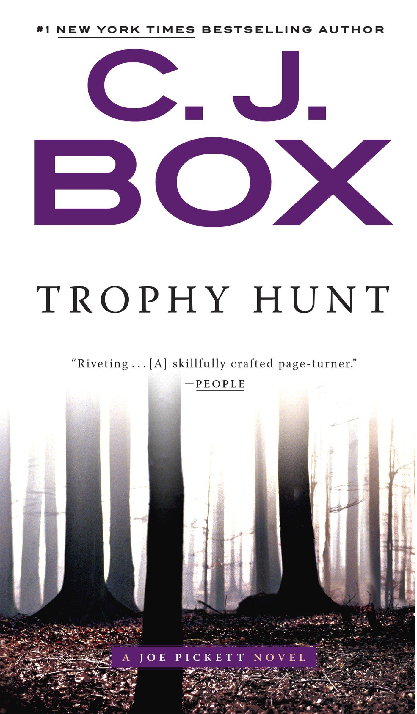 Trophy Hunt (A Joe Pickett Novel Book 4)