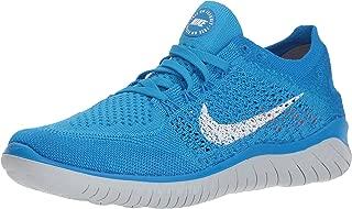 Nike Men's Air Zoom Mariah Flyknit Racer, Black/White-Dark Grey