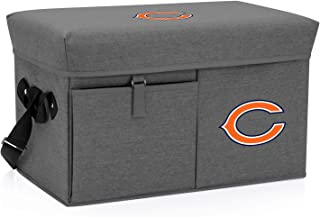 NFL Chicago Bears Ottoman Insulated Collapsible Cooler/Picnic Tote