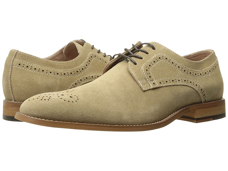 Stacy Adams Dunstan (Sand Suede) Men