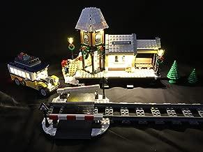 brickled LED Light Kit for Lego 10259 Winter Village Station USB Powered