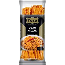 Yuzu Air Dried Noodles – Chili Noodles 200 g [Pack of 3]