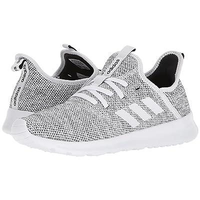 adidas Cloudfoam Pure (White/White/Black) Women