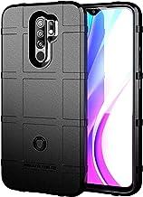 FanTing Case for Samsung Galaxy M01 Core, Anti-Slip Ultra Thin Shock Absorption Anti Scratch Protective, Cover Case for Samsung Galaxy M01 Core.(Black)