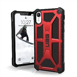 URBAN ARMOR GEAR UAG iPhone XR [6.1-inch Screen] Monarch Red 111091119494