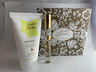 Lolita Lempicka Eau de Parfum 7.5ml Mini+50ml Body Lotion Set