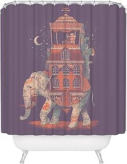 Best boho elephant shower curtain Reviews