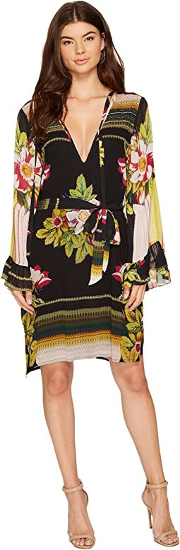 La Plage By Nicole Miller Saint Tropez Embellished Dress