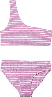 Seafolly womens One Shoulder Tank Bikini Swimsuit Set One Piece Swimsuit