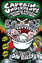 Best list of all captain underpants books Reviews