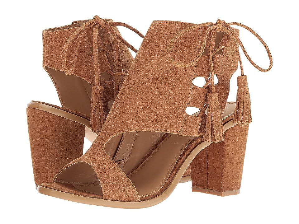 VOLATILE Fastlane (Camel) High Heels
