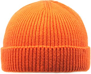 AcademyFits Quality Sailor Fisherman Dock Skater Winter Knit Soft Beanie Cuffed 6001 One Size Fit All