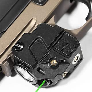 pistol under barrel rail