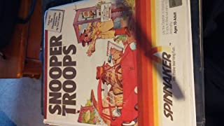 Vintage 1982 Snooper Troops Case #2 Game for Commodore 64 (Books and Disk)