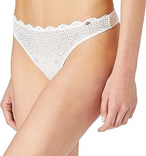 Skiny Women's Damen Cheeky String Briefs