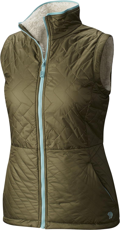 Mountain Hardwear Women's Switch Flip Vest, Black   Graphite, Medium