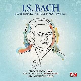 J.S. Bach: Flute Sonata in E-Flat Major, BWV 1031 (Digitally Remastered)
