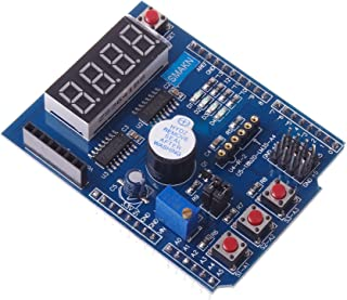 SMAKN Multi-Functional Expansion Board Sensor Shield Module for Arduino LENARDO Mega 2560