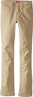 Dickies Juniors' Classic Stretch Bootcut Pant