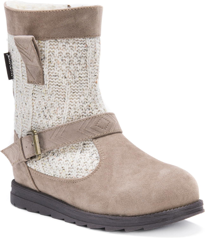 MUK LUKS Womens Women's Gina Boots Fashion Boot