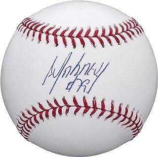 Jose Abreu Chicago White Sox Autographed Baseball - Fanatics Authentic Certified - Autographed Baseballs